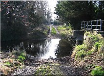 TL7596 : Ford in Northwold by Graham Hardy