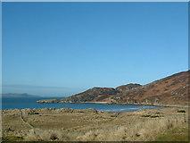 C2939 : Crummie's Bay, near Dunree Head, Inishowen by Oliver Dixon