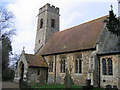 TG3103 : Rockland St Mary's Church by Graham Hardy