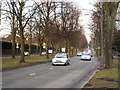 SP0583 : Bristol Road (A38) near Selly Park / Bournbrook by Phil Champion