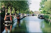 SU4767 : Kennet & Avon Canal by Pierre Terre