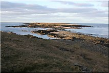 HY6545 : Holms of Ire, Sanday, Orkney by Karl Cooper