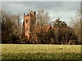 TL8717 : All Saints church, Inworth, Essex by Robert Edwards
