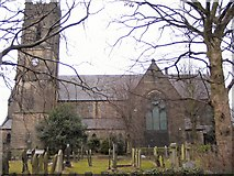 SD8013 : Christ Church, Walmersley by Roger May