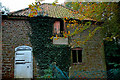 TF6833 : Old watermill, Snettisham. by Dr W E Lee