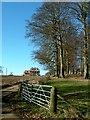 SP9805 : Harriott's End Farm by Rob Farrow