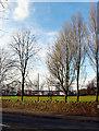 ST5377 : Portway Community School by Linda Bailey