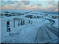 HU5764 : Isbister, Whalsay, Shetland by John Dally