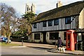 TL5380 : Oliver Cromwell's House, Ely by Stuart Bell