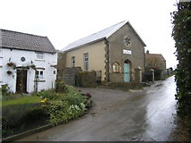 ST5666 : Dundry, Baptist Chapel at Maiden Head crossroads by ChurchCrawler