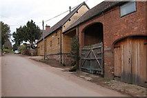 SO8365 : Yew Tree Barn, Northampton by Philip Halling