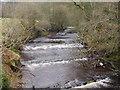 NY8211 : River Belah from Oxenthwaite Bridge by Bob Jenkins