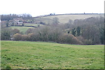 ST5865 : Field on Dundry Hill by Adrian and Janet Quantock