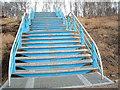 NS8155 : Stratigraphic Stairway by Chris Wimbush