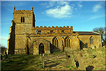TF1392 : Church of All Saints, Walesby by David Wright