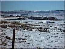 HU4345 : Gott Farm, Shetland by John Dally