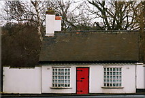 SO9091 : Toll House. by David M Lear
