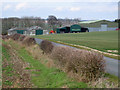 TA0865 : Tuft Hill Farm by Stephen Horncastle