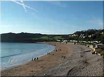 SS6087 : Langland Bay, Gower by Mark Willcocks
