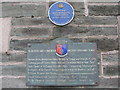 Photo of Francis Drake, Ordgar, and Ordulph blue plaque