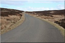 HY3518 : Lyde Road, Harray to Rendall parish, Orkney by Karl Cooper