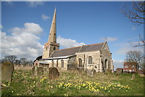 TF4193 : St.Peter's church, South Somercotes, Lincs. by Richard Croft