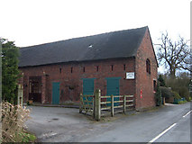 SJ6778 : George's Lane Farm, Moss End by michael ely