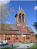 SP0774 : St Mary's Church, Wythall by David Stowell