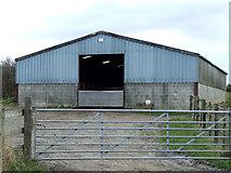 SH3983 : Farm Building by Nigel Williams