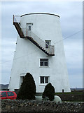 SH4283 : Old Windmill by Nigel Williams