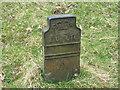 NY5754 : GPO marker by Les Hull