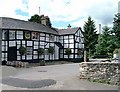SJ2422 : The Horseshoe Inn, Llanyblodwel by Keith Roberts
