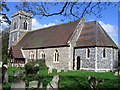 TM2998 : St Margarets, Kirstead by Graham Hardy