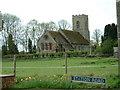 TF6923 : All Saints church, Roydon, Norfolk. by Andy Peacock