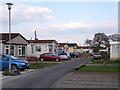 SU9287 : Odds Farm Estate by Andrew Smith