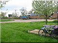 TF1500 : Park Farm near Milton Park by Mike Bardill