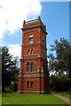 TM2139 : Orwell Park School Water Tower by Nat Bocking