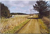 NJ9547 : Formartine & Buchan Way, by North Parkhouse. by Colin Smith