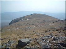 NN3363 : The southern ridge from Leum Uilleim by Chris Wimbush