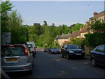 TQ4052 : Limpsfield - looking towards the A25 by Jean Barrow