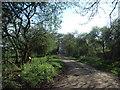 NY4136 : The road leading to Pringle House by Alexander P Kapp