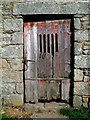 SX1268 : Old Door by Mark Camp