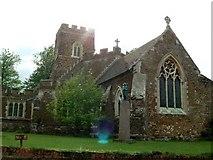 SP9832 : St. John the Baptist, Eversholt by Rob Farrow