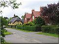 TL1442 : School Lane, Southill, Beds by Rodney Burton