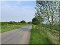 TL1457 : Country road. by Mike Fowkes