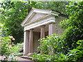 SX5155 : Fanny's Bower, Saltram House by Derek Harper