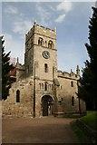 SE5414 : St.Mary Magdalene's church, Campsall by Richard Croft