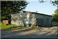 SX3872 : Farm building, near Luckett, Cornwall by Kevin Hale