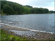 NM9210 : Lochan a'Bhruic by Patrick Mackie