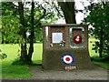 SE7642 : W.W.II RAF Memorial by Roger Gilbertson